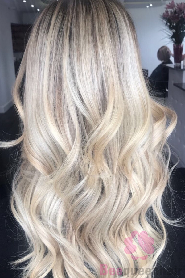 balayage without bleach