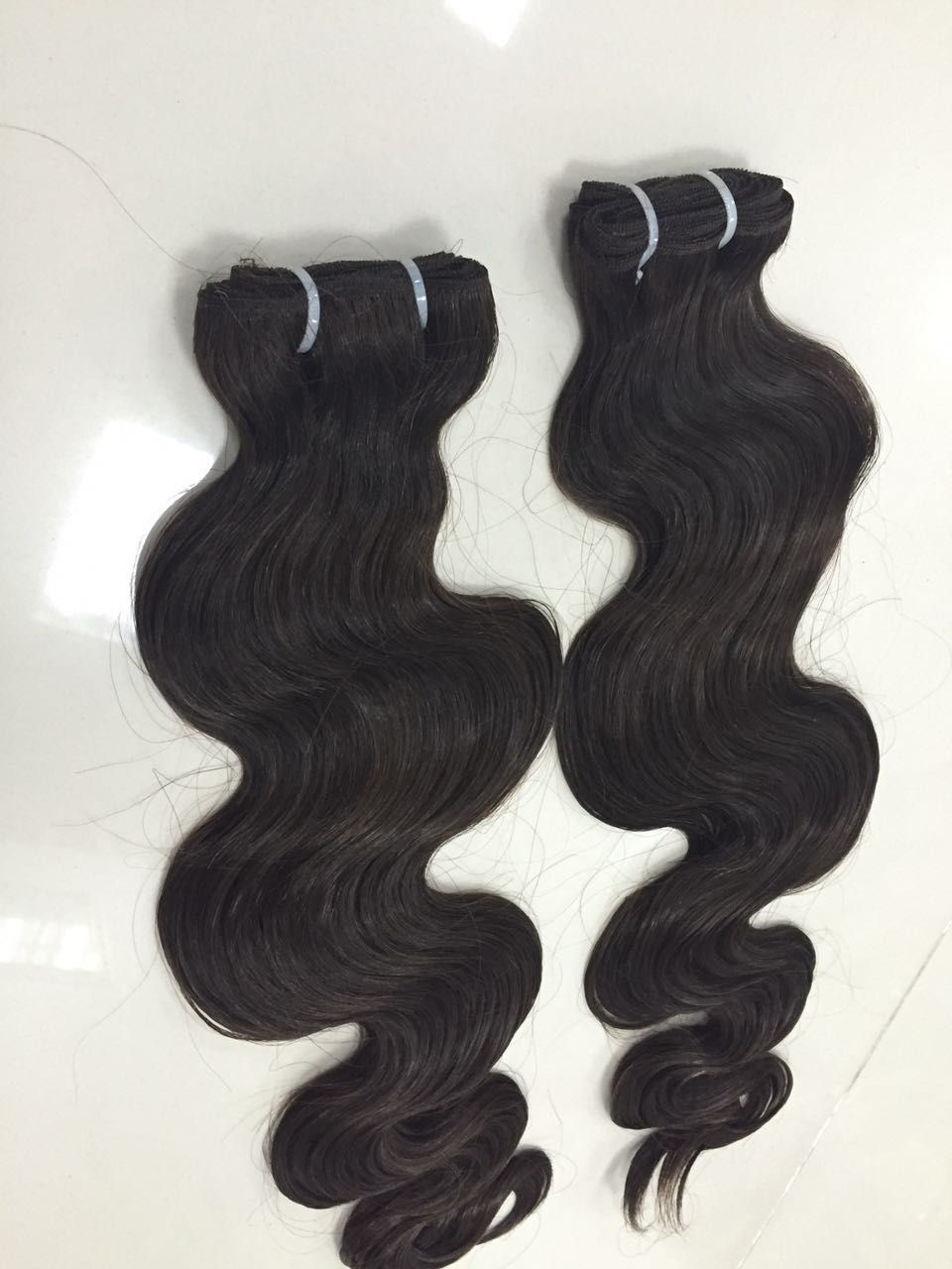 10 Inches Wavy Hair Extensions