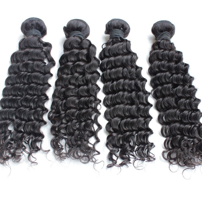 30 Inch Human Curly Hair Extensions