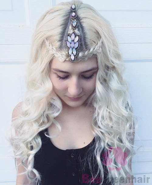 Creative Jeweled Headband