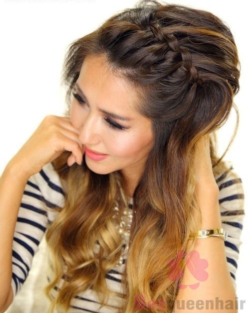French Braided Headband