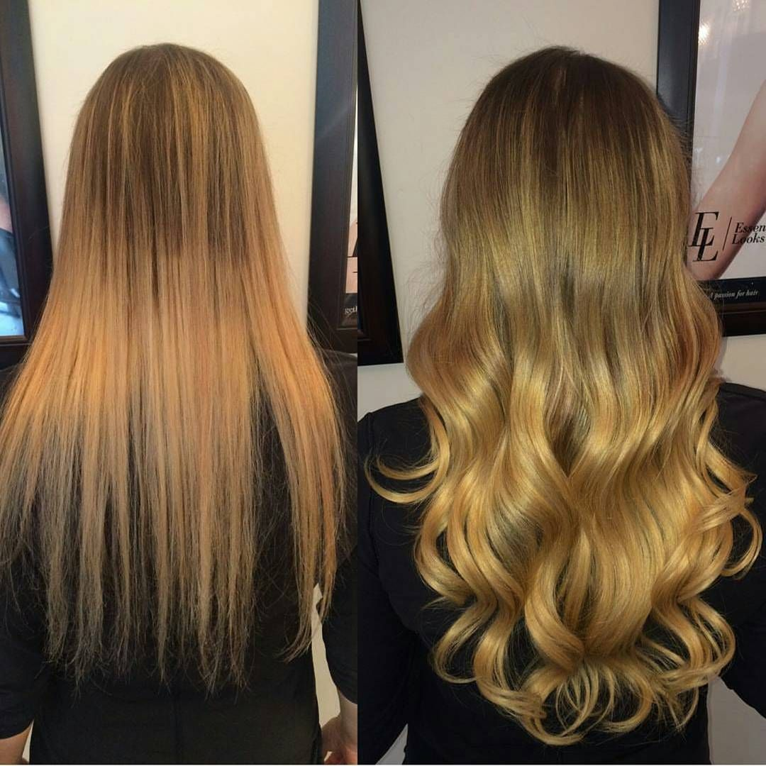 Using Hair Extensions