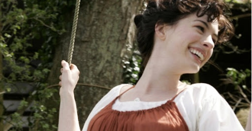 Anne Hathaway Becoming Jane