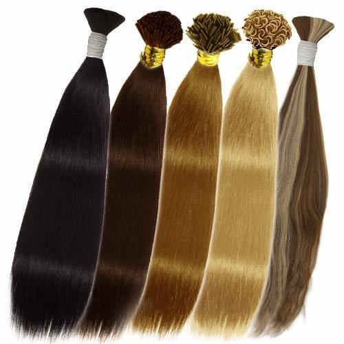 6 Inches Weave Straight Human Hair Extensions