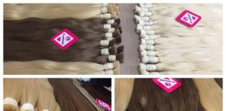 Beequeenhair 6 Inches Weave Hair Extensions