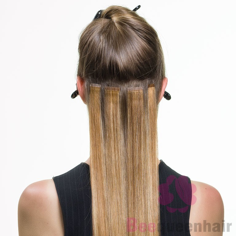 Beequeenhair Provide Best Price And Best Service Of Tape In Hair