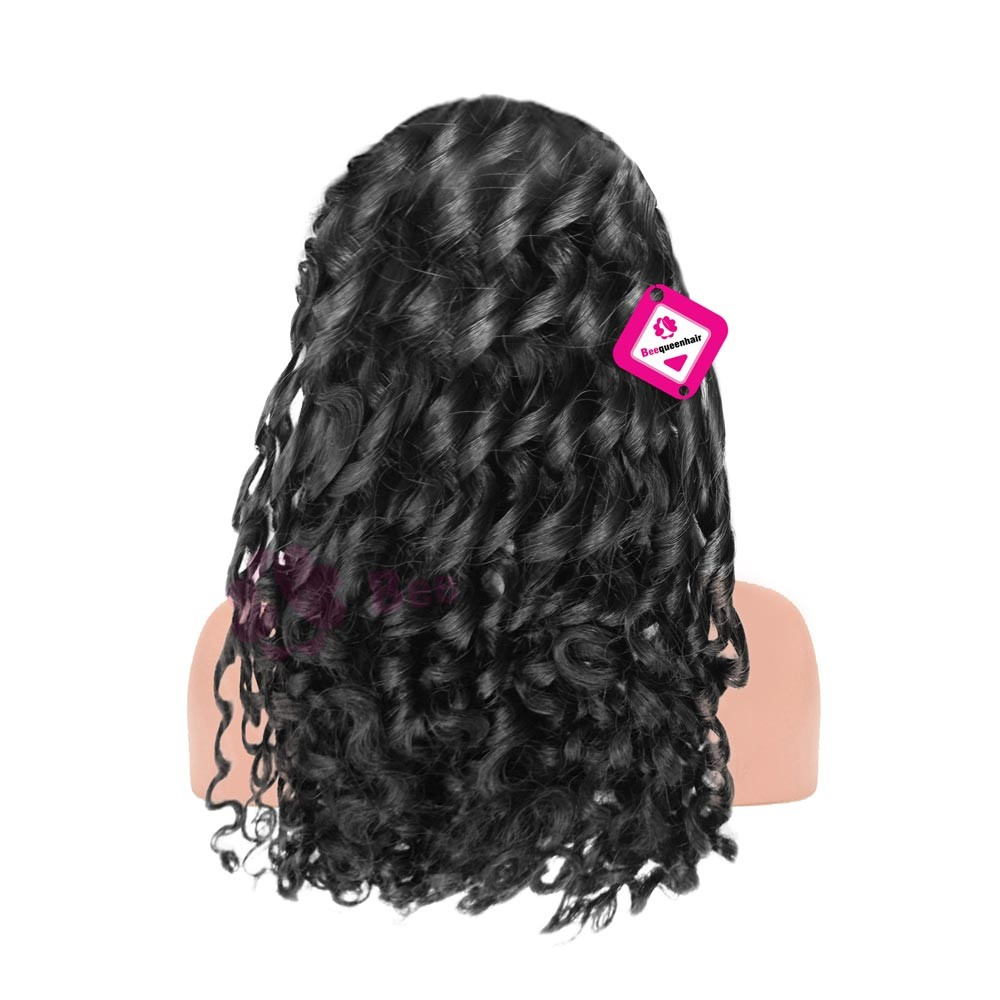 14 Inch Curly Hair Weave