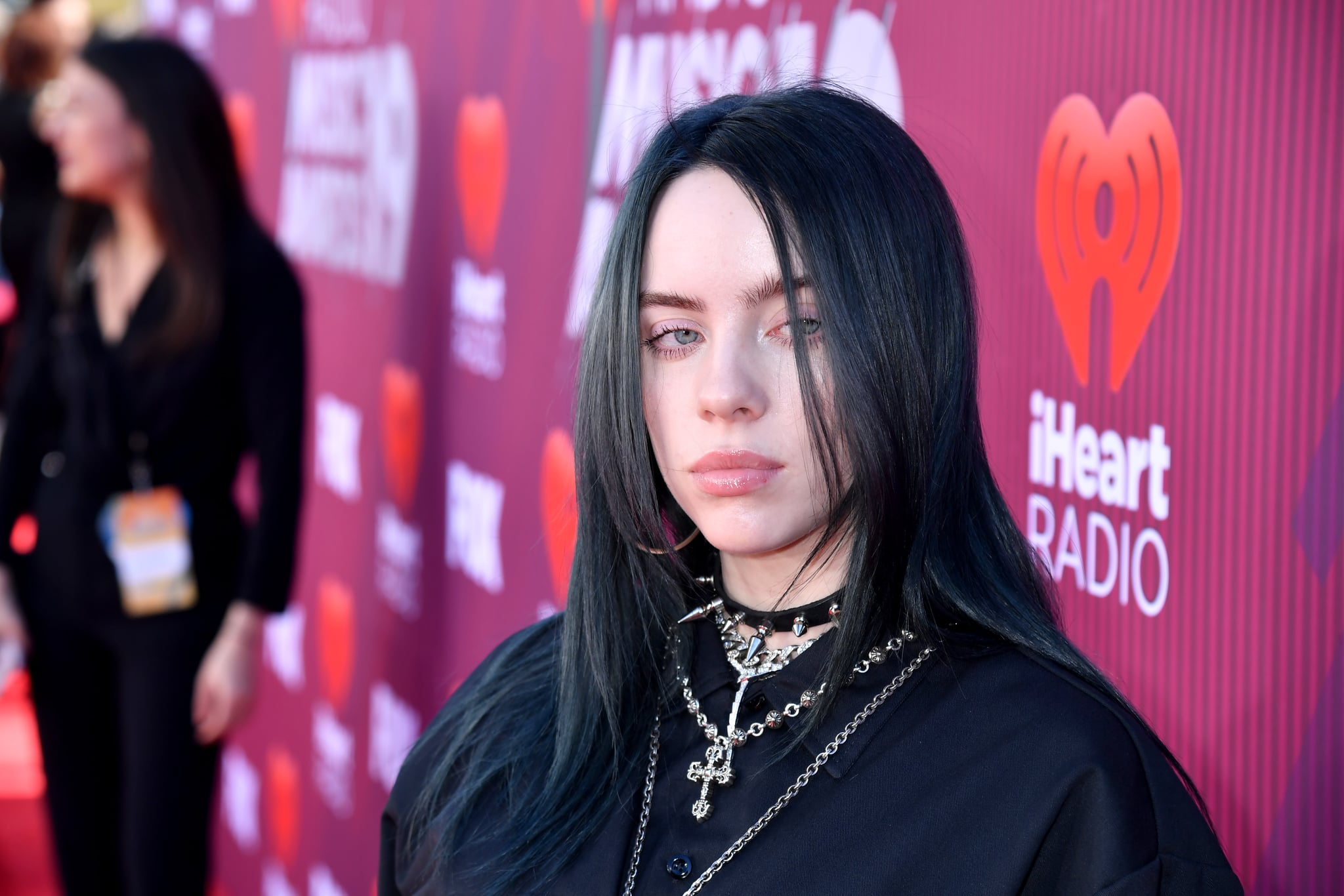 Billie Eilish Black Hair