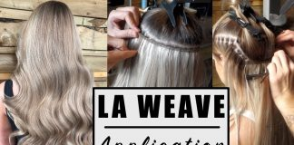 Braidless Sewin Weave