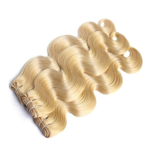 20 Inches Weave Wavy Human Hair Extensions