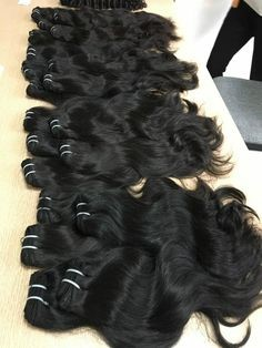 24 Inches Wavy Hair Weave