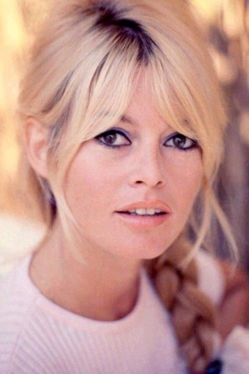 Brigitte Bardot Hair Bangs