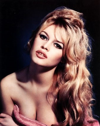 Brigitte Bardot Long Hair