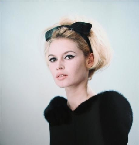 Brigitte Bardot Short Hair
