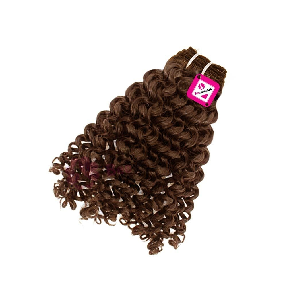 8 Inch Curly Hair Weave