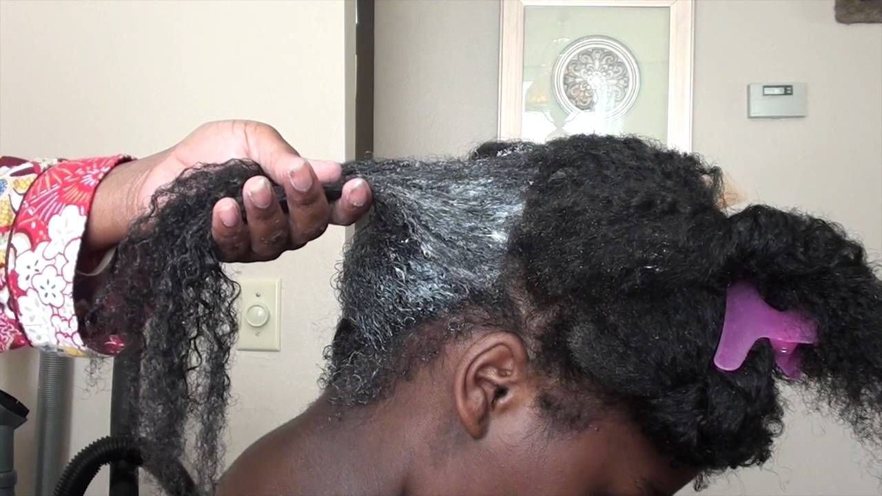 Detangle Hair Braids