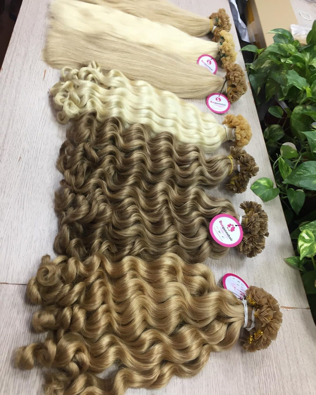 Diverse Curly Hair Extensions