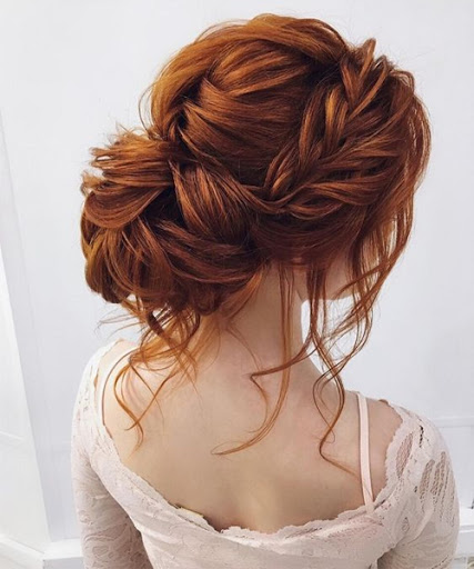 French Braid Crown 01