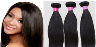 High Quality Of 12 Inches Straight Weave