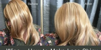 How To Make A Wig Look Less Shiny