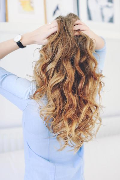 how to make your curls last longer: 5 tips