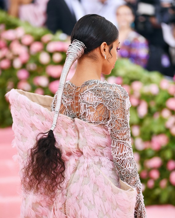 Liza Koshy At Met Gala