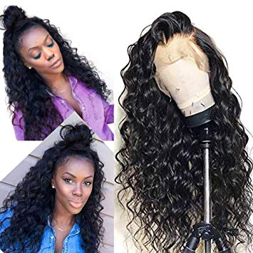 Loose Curly 360 Lace Frontal