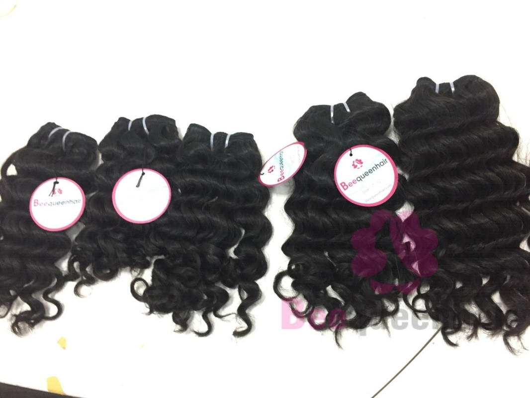 Quality Of 8 Inches Natural Hair Weave