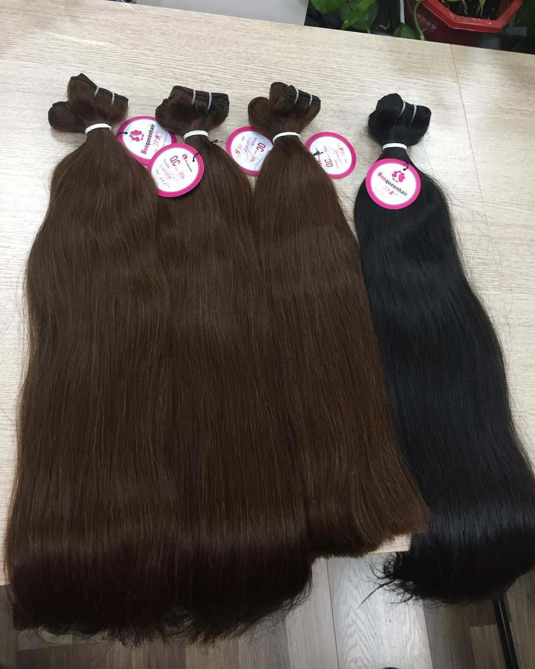 Remarkable Quality Of Virgin Hair Weave Extensions
