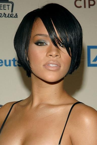 Short Black Hair Celebrities