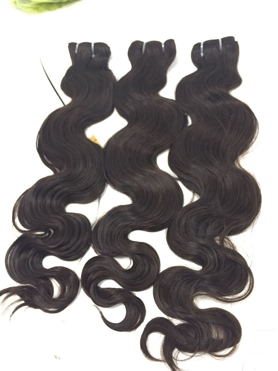 Standards Of 12 Inches Natural Wavy Hair Extensions