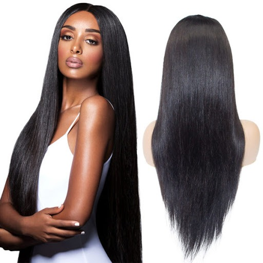 straight hair wig from Beequeenhair