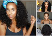 Take Care Of Curly Hair Extensions