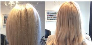 Using Blonde Hair Extensions