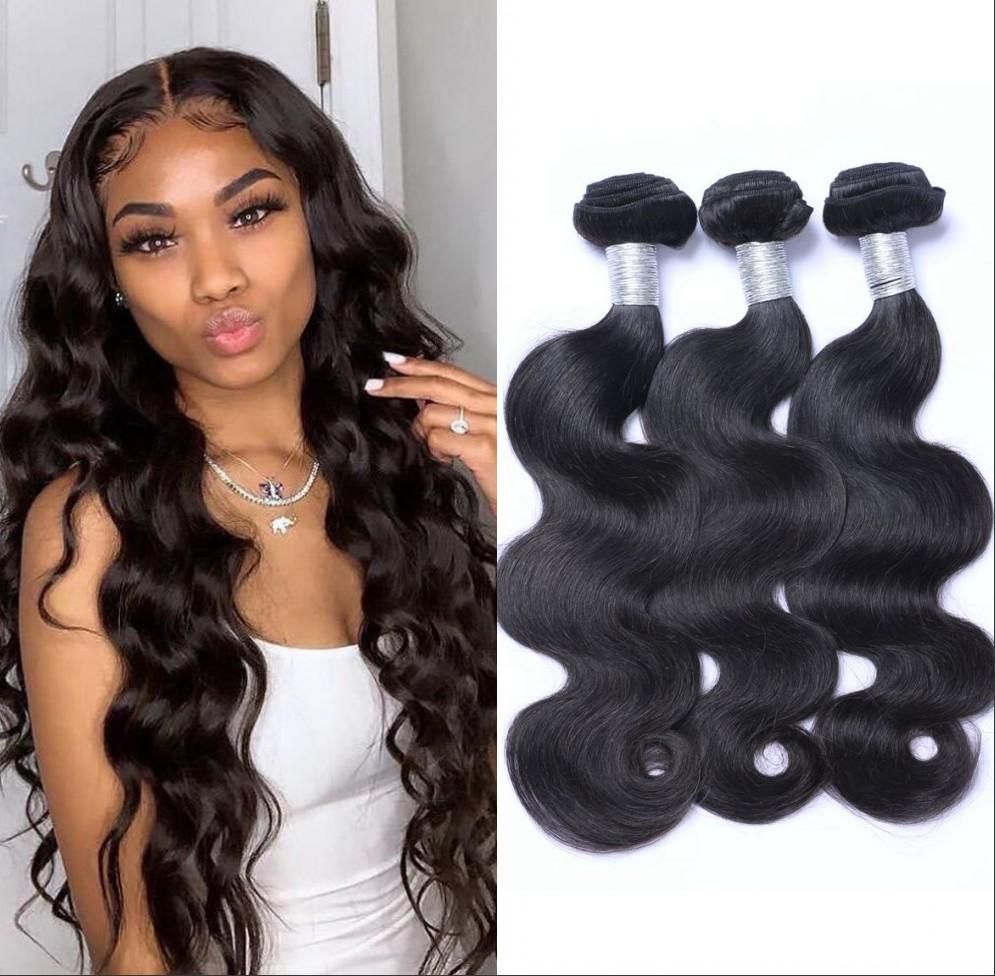 Wavy Weave Hair Extensions