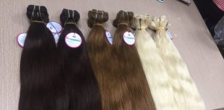 Weave Straight Human Hair Standard