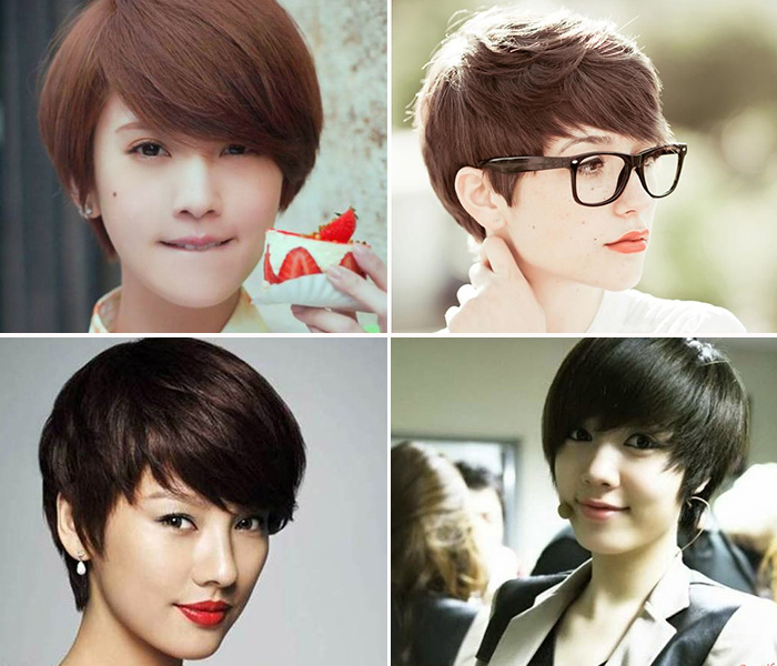 tomboy hairstyles 1